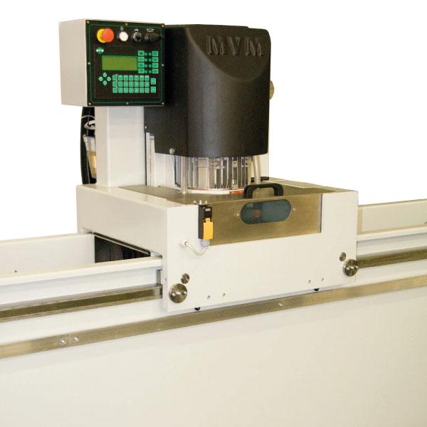 Schleifmaschine für Industriemesser